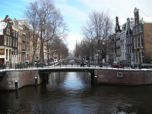 My favorite city. I lived in Amsterdam for 4 years back in the 70s.
