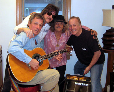 Jackie The Joke Man Martling, J.R. and Larry Hartke
