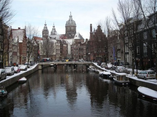 My favorite city. I lived in Amsterdam for 4 years back in the 70s