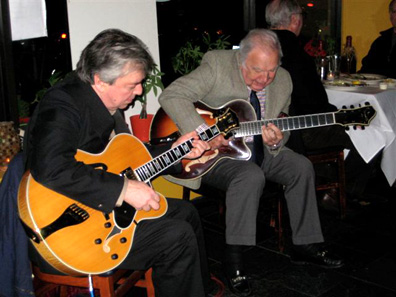 Jack Wilkins and Bucky Pizzarelli